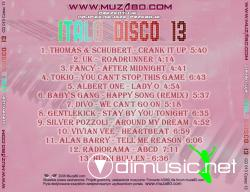 Beautiful ITALO DISCO Hits  Vol.13