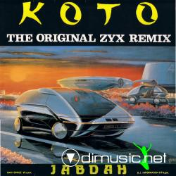 Koto - Jabdah (Original ZYX Remix)  - 12'' Single - 1986