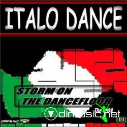 VA - Italo Dance - Storm On The Dancefloor - The N 09 - 2008