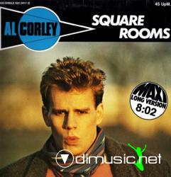Al Corley Square Rooms (Maxi) (1984)
