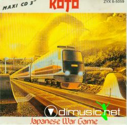 Koto - Japanese War Game (CD Single) [1988]