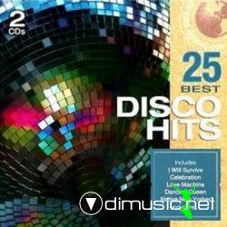 VA - 25 Best Disco Hits - 2008