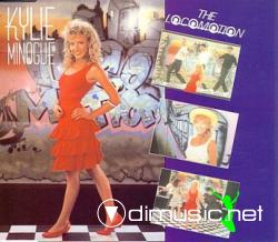 Kylie Minogue - The Locomotion -CD Maxi - 1987