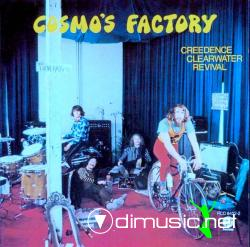 Creedence Clearwater Revival 1970 Cosmo's Factory