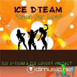 Music For Love Vol. 9 - ICE D-TEAM - 2008