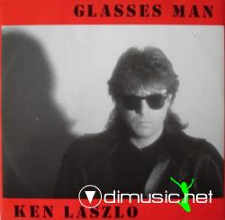 Ken Laszlo - Glasses Man - 12'' Single -1988