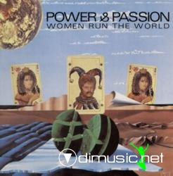 POWER & PASSION - WOMEN RUN THE WORLD 1988