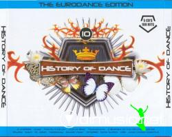 History Of Dance 10 The Eurodance Edition 5CD[1 LINK]