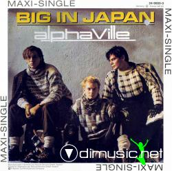 Alphaville - Big In Japan( SINGLES)