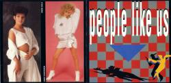 People Like Us - People Like Us (Album) 1988 Hi-NRG Disco 80's
