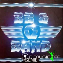 B.B. & Q. Band - Genie  - Vinly 12'' -1985