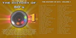 The History Of 80s Vol 01 (Compiled & Mixed By Dj Fab)