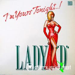 Lady D  - I'm Yours Tonight (Vinyl 12'') 1988