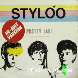 Styloo - Pretty Face (Re-Edit)  (Vinyl, 12''- 1987)