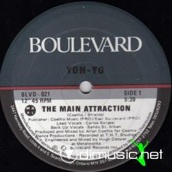 Yoh-Yo-The Main Attraction (Vinyl  12  Maxi-Single) 1985