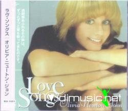 Olivia Newton-John - Love Songs [japanese edition) rare