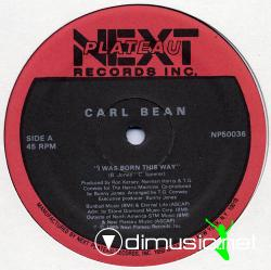 Carl Bean - I Was Born This Way (Remixes) 1985