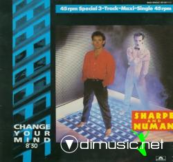 Sharpe & Numan--Change Your Mind (Extended Mix)