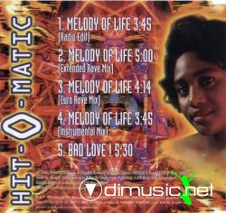 Hit-O-Matic - Melody Of Life