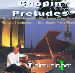 Richard Clayderman - I Like Chopin (Piano) [MAXI RARE ]