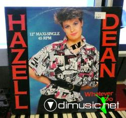 Hazell Dean - whatever i do (wherever i go) (Maxi Single) Vinyl 1984