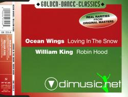 Ocean.Wings.-.Loving.In.The.Snow.&.William.King.-.Robin.Hood.(CD.Single)