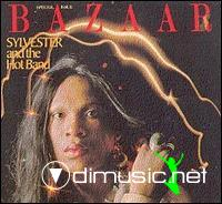 Sylvester And The Hot Band - Bazaar (Vinyl, LP, Album)