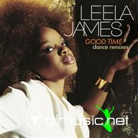 Leela James - Good Time (Remixes)