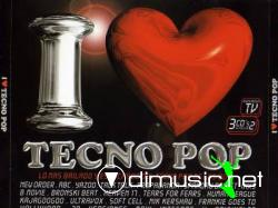 VA - I Love Tecno Pop Vol. 1 - 3