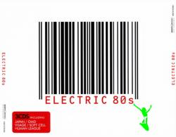 VA - Electric 80s - Vol.1 -3