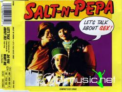 SALT`N PEPA / Let`s talk about sex / push it