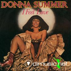 Donna Summer - Greatest Remixes (I Feel Love)