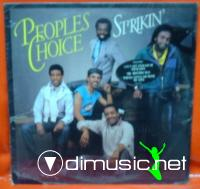 People's Choice - Strikin' - 1984