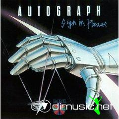 AUTOGRAPH  - Sign In Please (1984)(1984-1997)