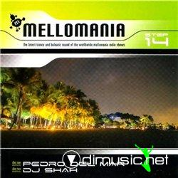 V.A. Mellomania Vol 14 (2008) [2 CD´s]