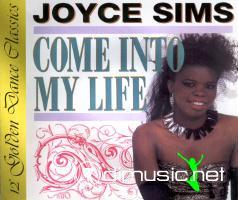 joyce sims - come into my life '95 (cds) 1995