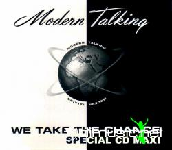 Modern Talking We Take The Chance - Special CD Maxi
