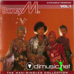 Boney M - The Maxi-Single Collection Vol.1