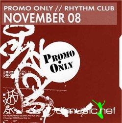 V.A. Promo Only Rhythm Club November (2008)