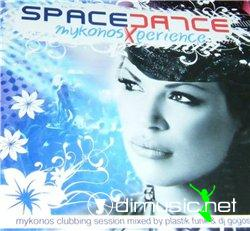 V.A. Space Dance Mykonos Xperience (2008) [2 CD´s]