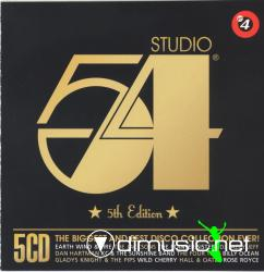 Studio 54 - 5th Edition (5 CD) - The biggest and best collection ever - 2006