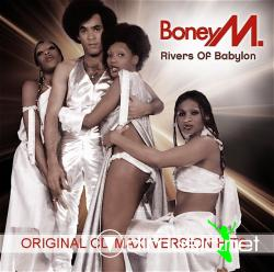 Boney M. - Rivers Of Babylon CD Maxi