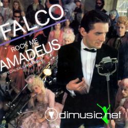 Falco - Rock Me Amadeus (Salieri Mix) [UK 12'' Maxi-Single]