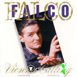 Falco - Vienna Calling (The Tourist Version) (Vinyl, 12''- 1985)
