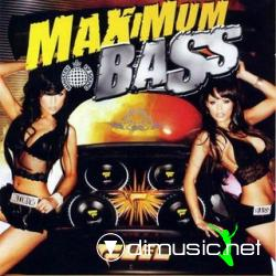Ministry Of Sound - Maximum Bass Xtreme -  2008