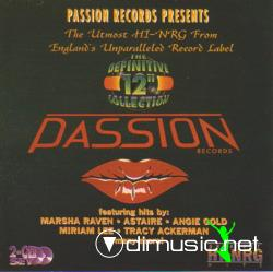 "VA - The Definitive Passion Records 12"" Collection (1996)"