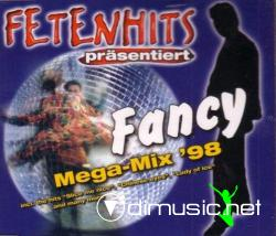 Fancy - Mega-Mix '98 (1998)