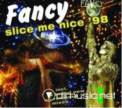Fancy - Slice Me Nice '98 ( Maxi )