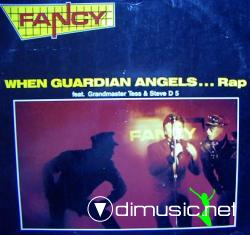 Fancy - When Guardian Angels Cry ...Rap ( 1990 )