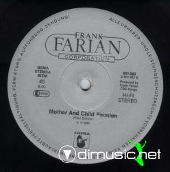 Frank Farian Corporation-Mother and Child Reunion-Vinyl-1985